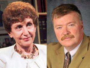 Ruth Mandel and John Farmer